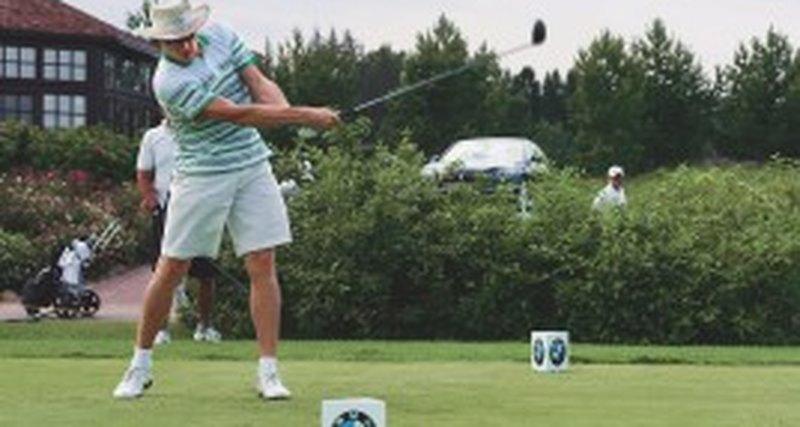 Гольф-турнир BMW Golf Cup International