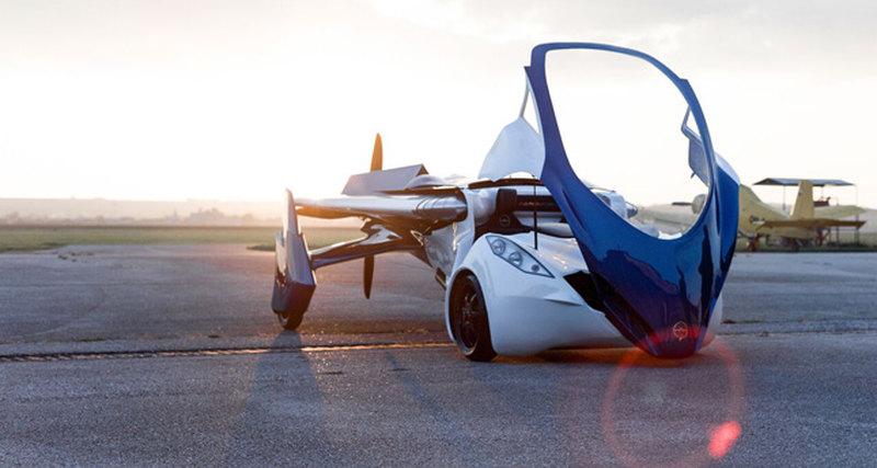 Aeromobil 3.0: летающая машина