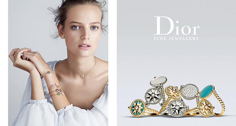 Патрик Демаршелье снял новую рекламную кампанию Dior