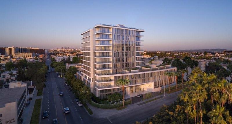 Four Seasons строит частные резиденции вЛос-Анджелесе
