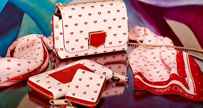 Капсульная коллекция Jimmy Choo ко Дню святого Валентина