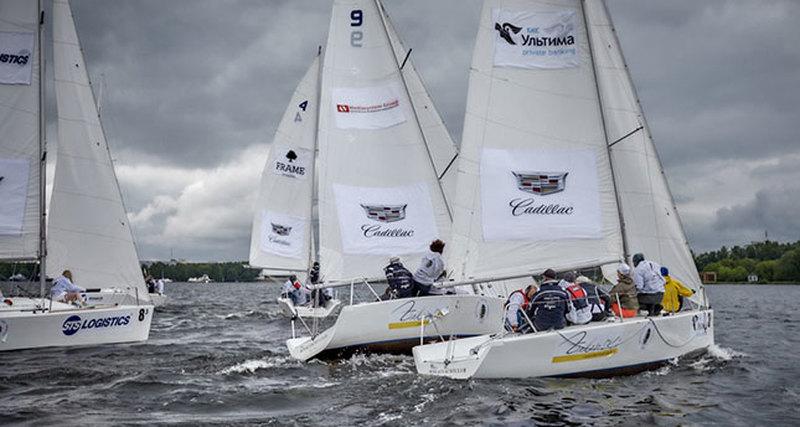 В Москве прошла бизнес-регата Skolkovo Sailing Trophy 2016
