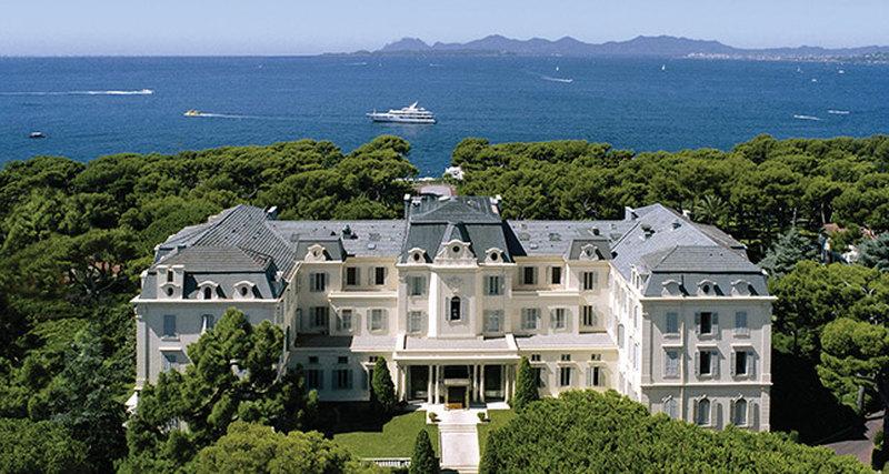Присуждение категории «Палас» отелю du Cap-Eden-Roc Антибы
