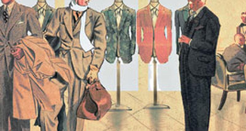 Столицы мужской элегантности: Париж