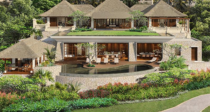 Four Seasons Resort Bali at Jimbaran Bay приглашает наоткрытие новых вилл