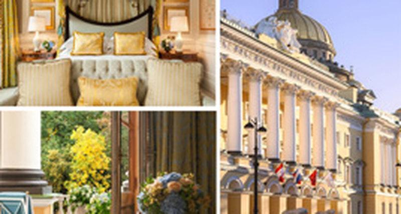 Гранд-отели вЕвропе, Азии, Турции иРоссии