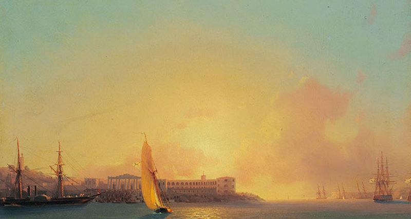 Результаты аукциона русского искусства Christie's вЛондоне