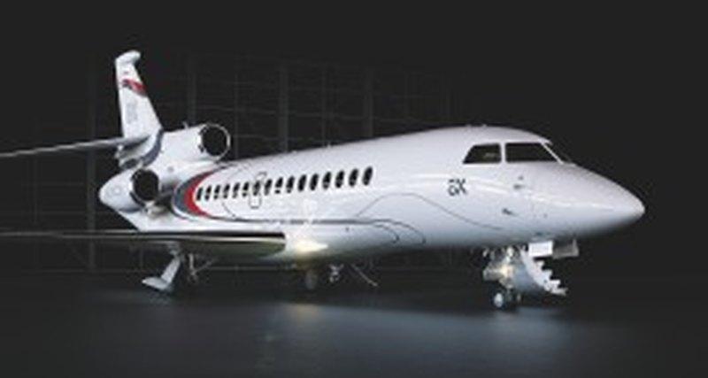 Новинки бизнес авиации