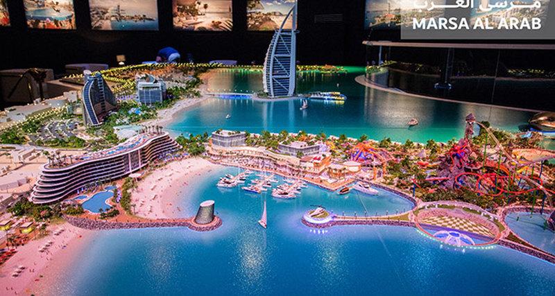 Marsa Al Arab: новый туристический комплекс всоставе Jumeirah Group