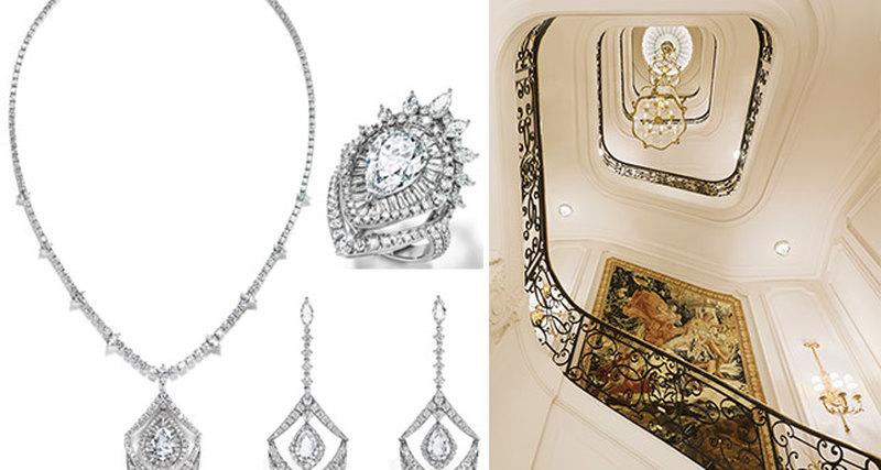 Ювелирный дом Tasaki посвятил коллекцию легендарному отелю Ritz Paris