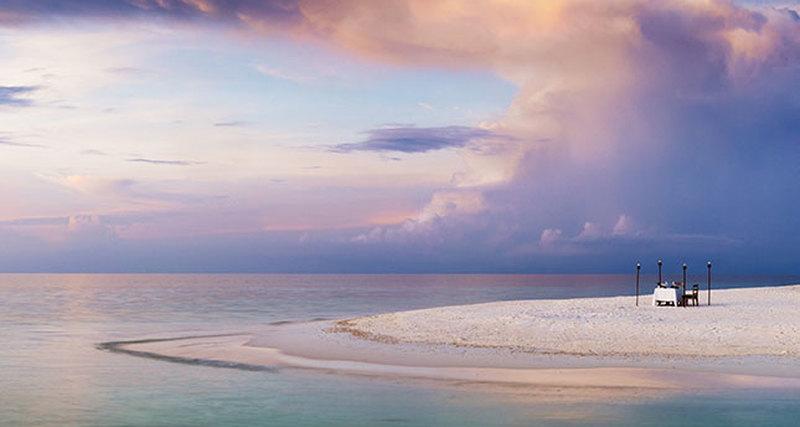 Романтические Мальдивы