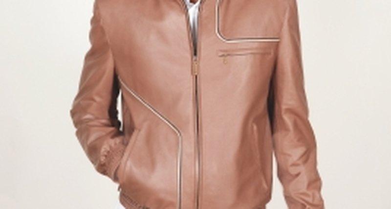 Кожаные куртки Zilli