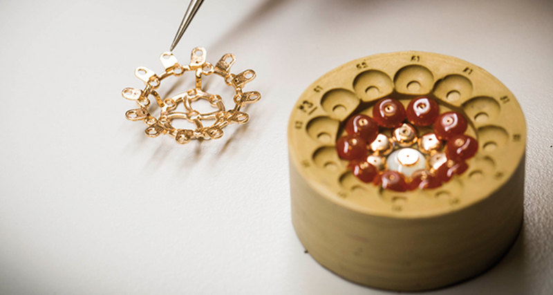 Van Cleef & Arpels: Bouton d'Or