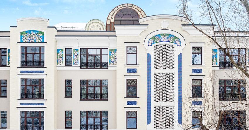Исторический адрес: квартал «Театральный Дом» возрождает традиции Арбата
