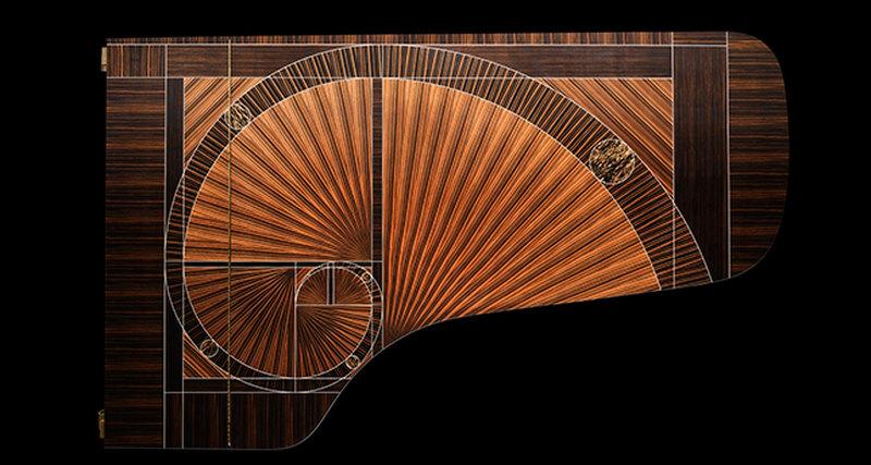 Пианино Fibonacci отSteinway & Sons за$2,4 млн