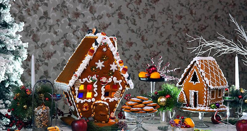Отель «Метрополь» ишоколадная фабрика «Конфаэль» открывают новогодний десерт-бар