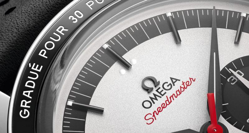 Часы смиссией: обновленные Omega Speedmaster CK 2998