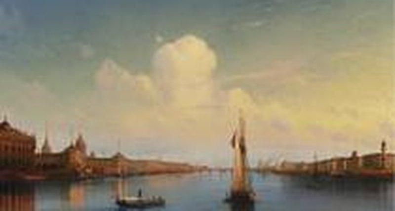 Работы русских художников нааукционе Sotheby's