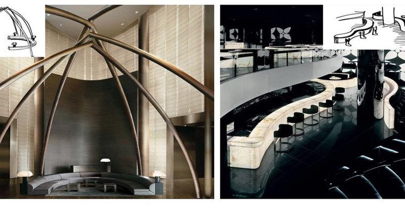 В картинках: дизайн интерьеров отАрмани