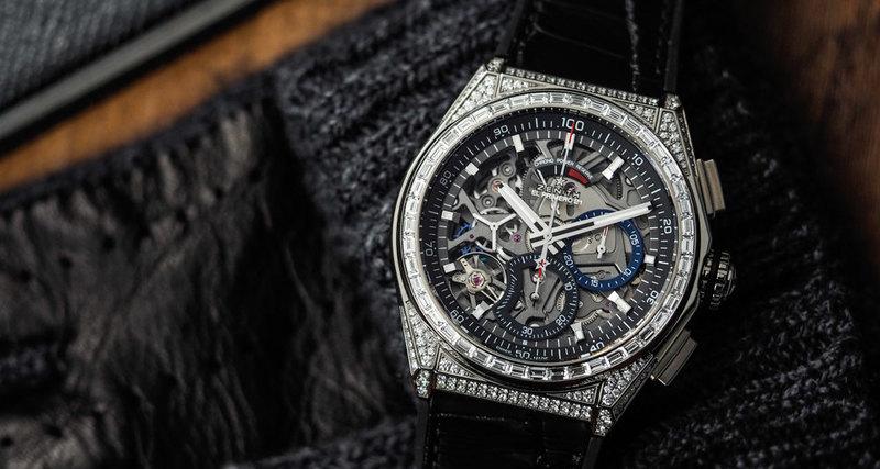Часы с332 бриллиантами: роскошь иточность