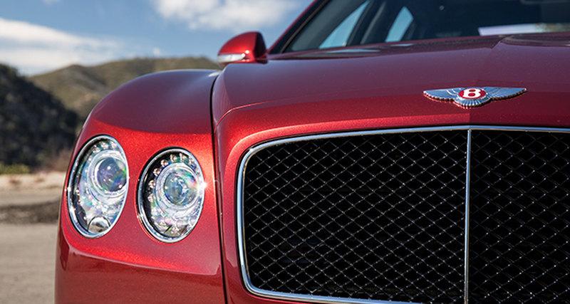 Новый Bentley Flying Spur V8S теперь вРоссии
