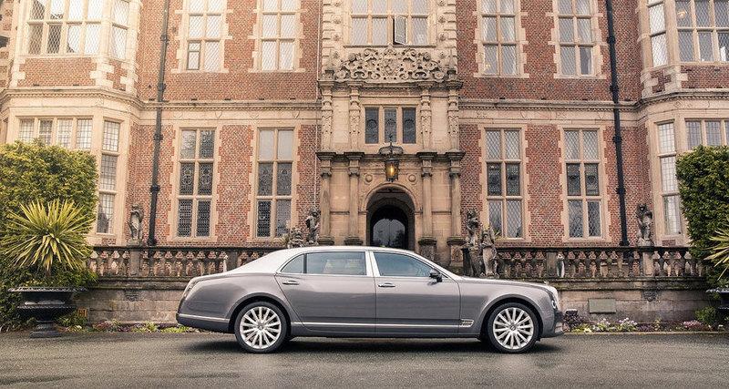 В деталях: как собирают Bentley