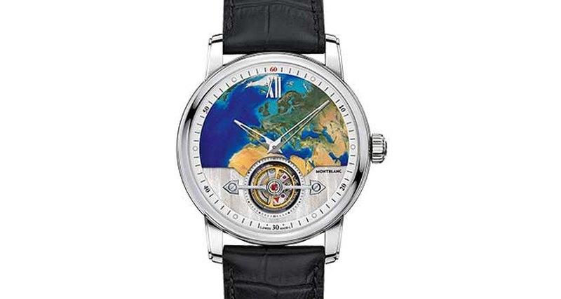 Часовая коллекция Montblanc 4810