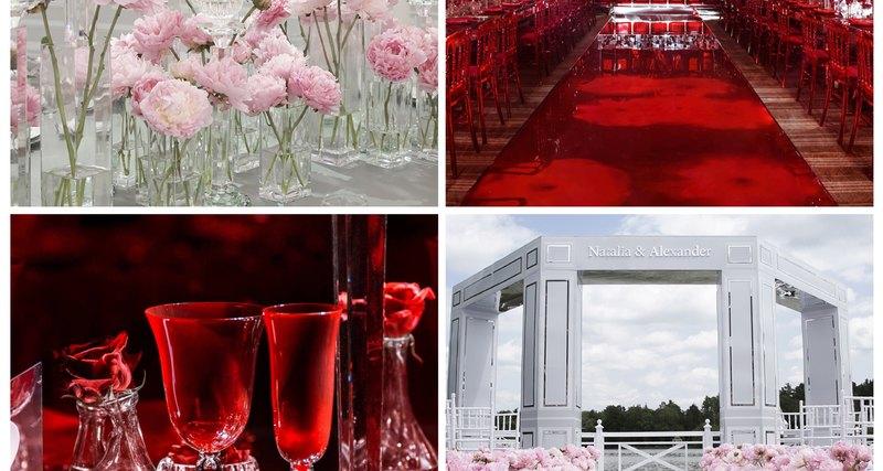 Как отметить свадьбу встиле Dior иVan Cleef & Arpels