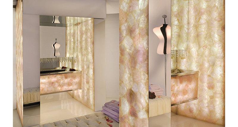 Коллекция Precioustone by Antolini пополнилась розовым кварцом