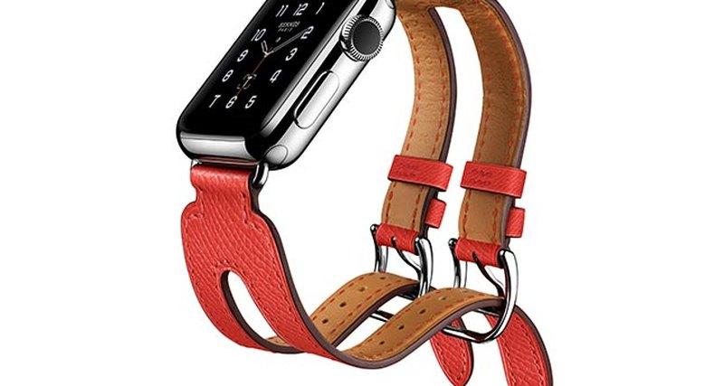Новые модели ицвета Apple Watch Hermès