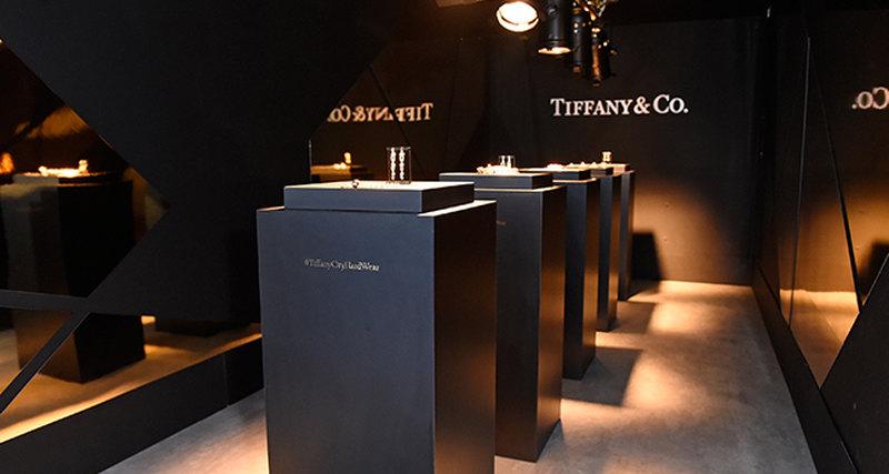 Tiffany & Co. празднует запуск новой ювелирной коллекции