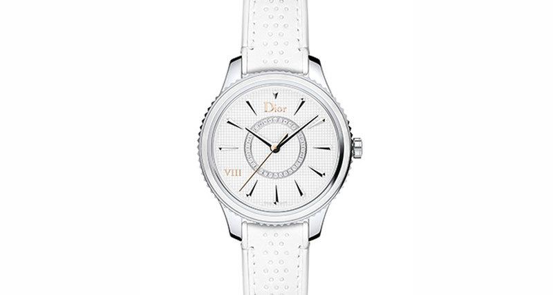 Новинка Dior Horlogerie - Dior VIII Montaigne Seasonal Edition SS17