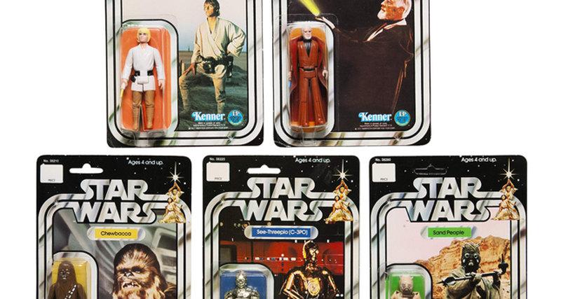 Аукцион, посвящённый новому эпизоду «Звёздных войн»