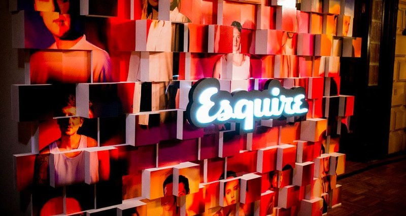 Презентация мартовского номера Esquire ивечеринка Esquire Heroes