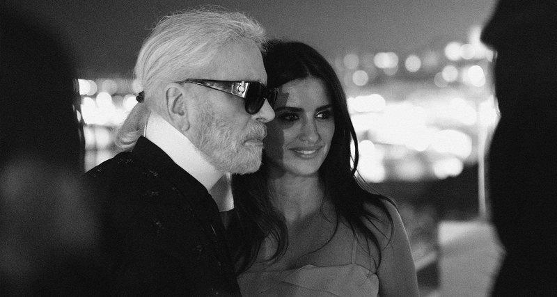 Пенелопа Крус — новое лицо Chanel