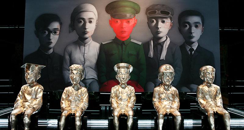 Новая экспозиция Fondation Louis Vuitton, посвящённая современному искусству Китая