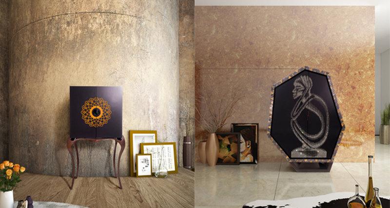 Alma de Luce - «чувственная» мебель