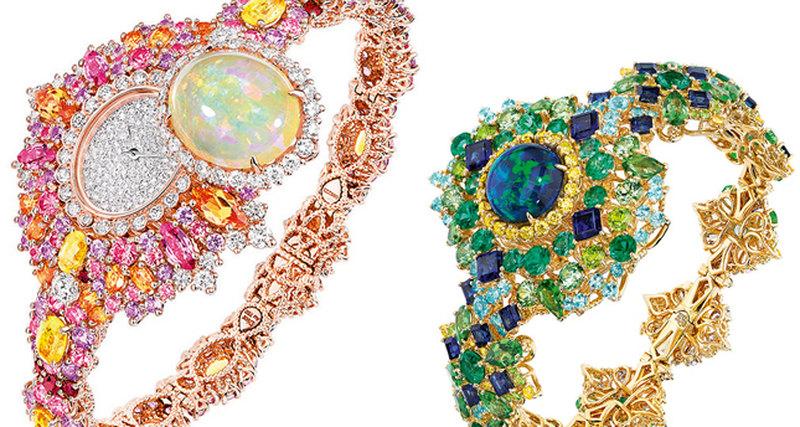 Новая коллекция высокого ювелирного искусства Dior - Dior et d'Opales
