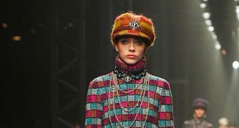 Chanel-2018: сумка ктуфлям