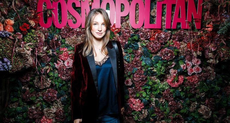 Новый главный редактор Cosmopolitan Russia