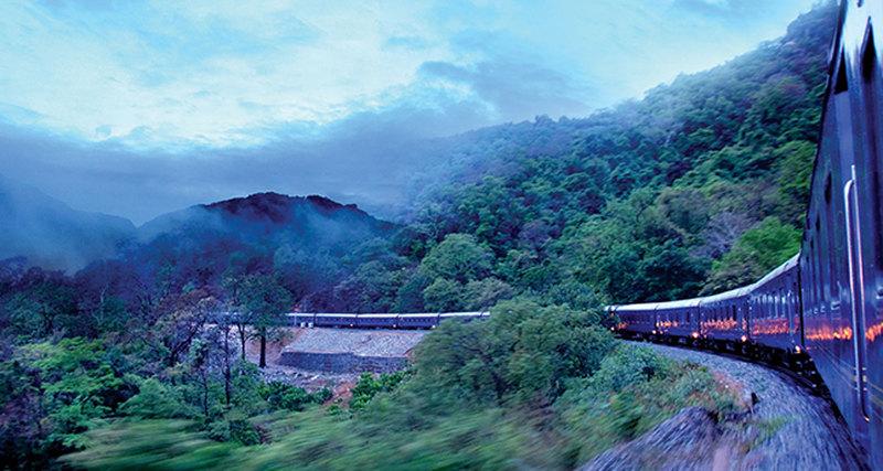 5 поездов, накоторых стоит прокатиться вэтом году
