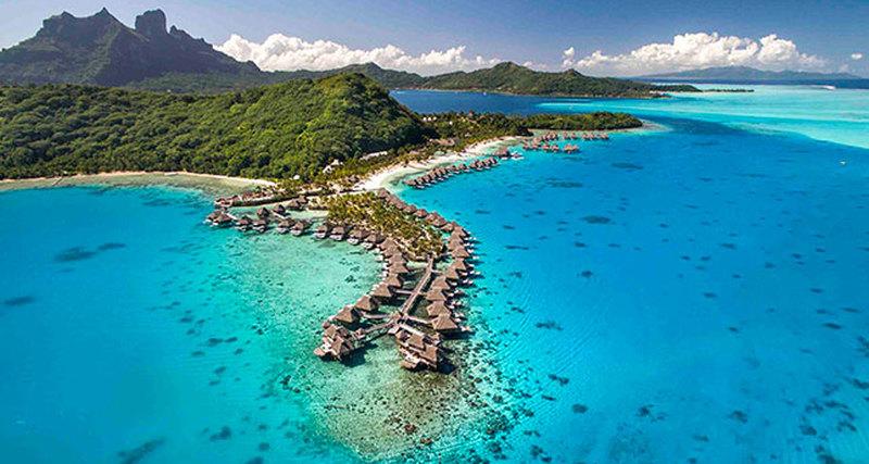 Открытие курорта Conrad Bora Bora Nui