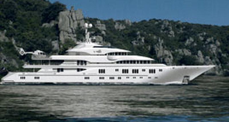 Моторные яхты: 7 безупречных представителей вида