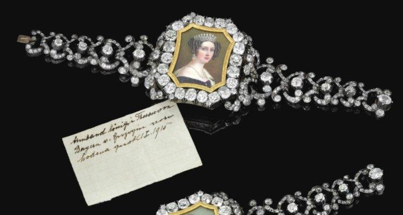 £1,570,000 засокровища Романовых