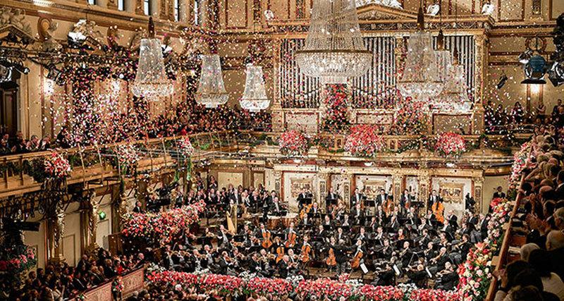 Rolex - спонсор Новогодних концертов Венского филармонического оркестра