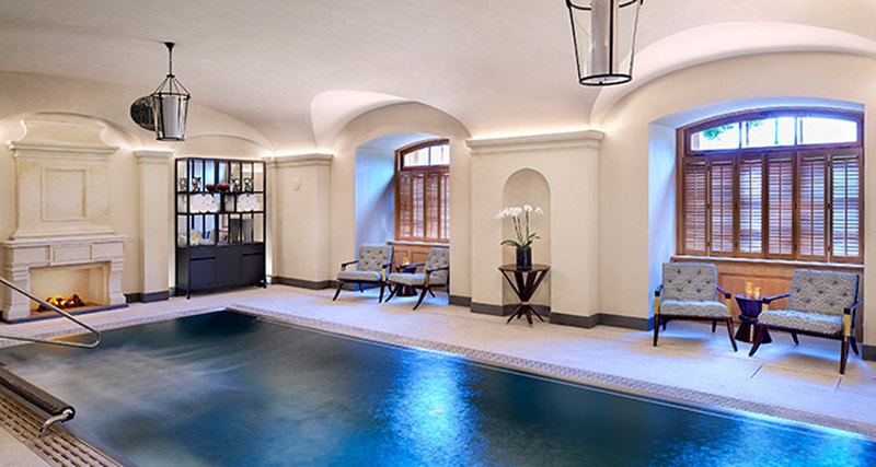Four Seasons Hotel Prague представляет спа-центр AVA Spa