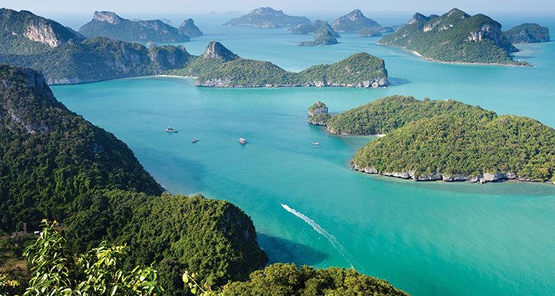 Программы пооздоровлению накурортах Four Seasons вТаиланде