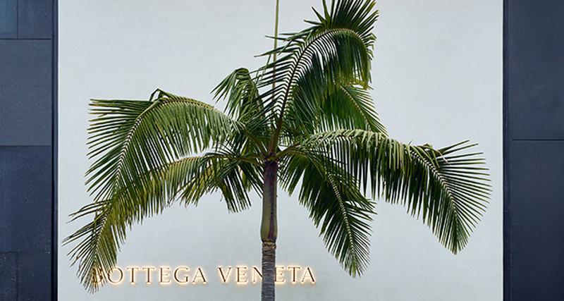 Bottega Veneta открывает новый бутик вБеверли-Хиллз