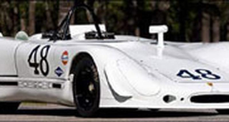 Porsche легендарного Стива МакКуина выставлен наторги