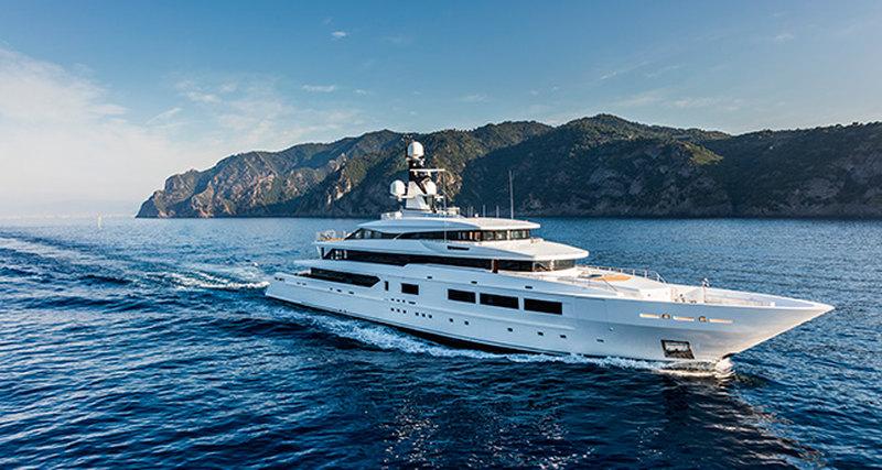 69-метровая Suerte отTankoa Yachts будет показана набоут-шоу вФорт-Лодердейле
